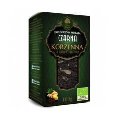 Herbata czarna korzenna 100g Dary Natury