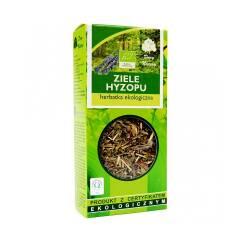 Herbatka z Ziela Hyzopu 50 g Dary Natury