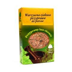 Przyprawa warzywno-ziołowa do potraw 50 g Dary Natury