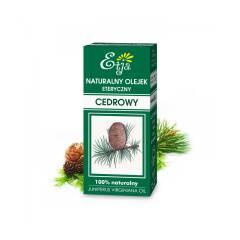 Olejek eteryczny cedrowy naturalny 10 ml Etja