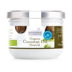 Olej kokosowy bezwonny ekologiczny 400 ml Bio Planete