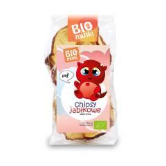 Chipsy jabłkowe 30g Biominki Bio pl