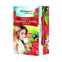 Herbata na odporność z acerolą FIX 40 g Herbapol