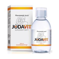 JODAVIT koncentrat jodu suplement diety 250 ml