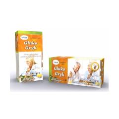 Herbatka Gluko Gryk 60 x 3 g Fix Mir-Lek