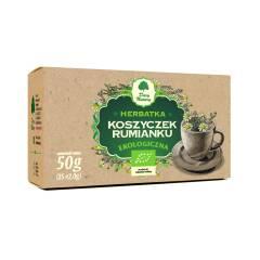 Herbatka koszyczek rumianku EKO 50 g Dary Natury