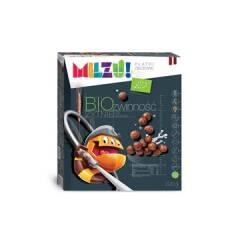 Płatki żytnio-owsiane kulki kakaowe Zwinność BIO 200 g Milzu
