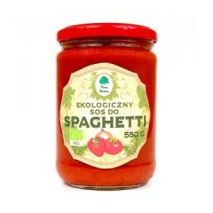 Sos do spaghetti EKO 550 g Dary Natury