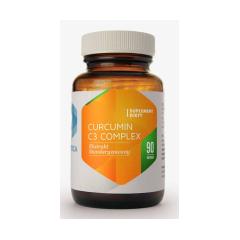 Curcumin C3 Complex 90 kapsułek Hepatica