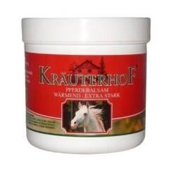 Maść końska Rozgrzewająca 250ml Krauterhof