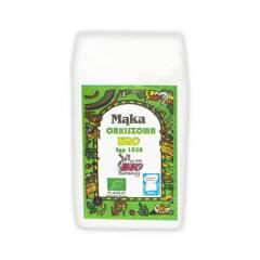 Mąka Orkiszowa typ BIO 1 kg Babalscy