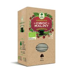Herbatka Owoc Maliny Fix 75g Dary Natury