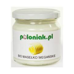 Masełko wegańskie BIO 180 ml Poloniak