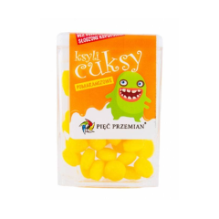 Cuksy pomarańczowe z ksylitolem Pięć Przemian BG