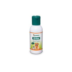 Szampon przeciwko kleszczom, pchłom i pasożytom 120 ml Erina