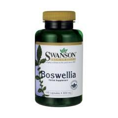 Boswellia Serrata 400 mg 100 kapsułek Swanson