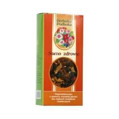 Herbatka Owocowo-Ziołowa Samo Zdrowie 100 g Dary Natury