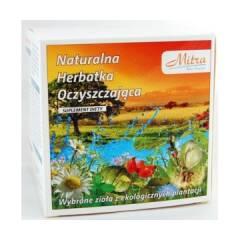 Naturalna Herbatka Oczyszczająca Fix 30 saszetek Mitra