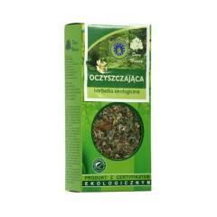 Herbatka oczyszczająca EKO 50 g Dary Natury