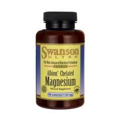 Albion Chelat Magnezu 133 mg 90 kapsułek Swanson