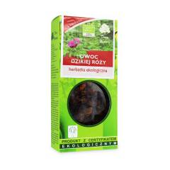 Herbatka Owoc Dzikiej Róży 50 g Dary Natury
