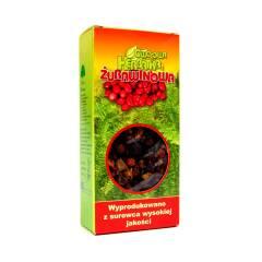 Herbata Żurawinowa EKO 100 g Dary Natury