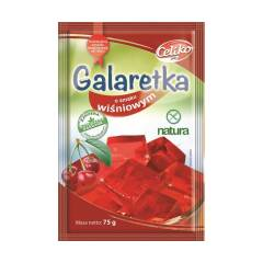 Galaretka wiśniowa Celiko 75 g BG