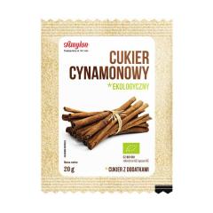Cukier cynamonowy Amylon 20 g BG