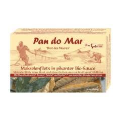 Makrela w BIO pikantnym sosie 120 g Pan do Ma