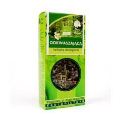 Herbatka odkwaszająca EKO 50 g Dary Natury