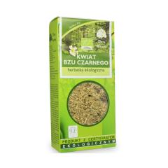 Herbatka Kwiat Bzu Czarnego EKO 50 g Dary Natury