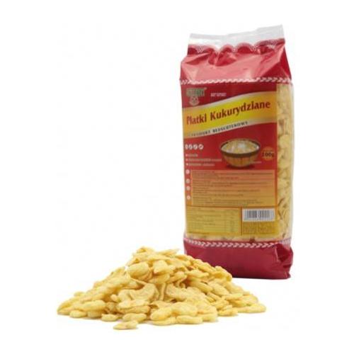 Płatki ryżowe bezglutenowe 200 g Glutenex