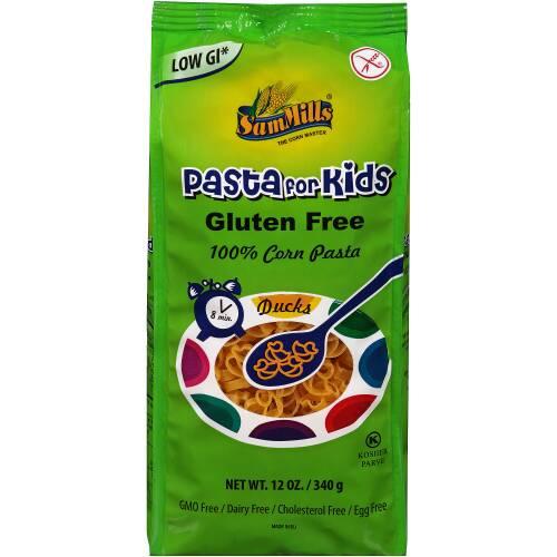 Makaron kaczuszki dla dzieci 300 g SamMills BG